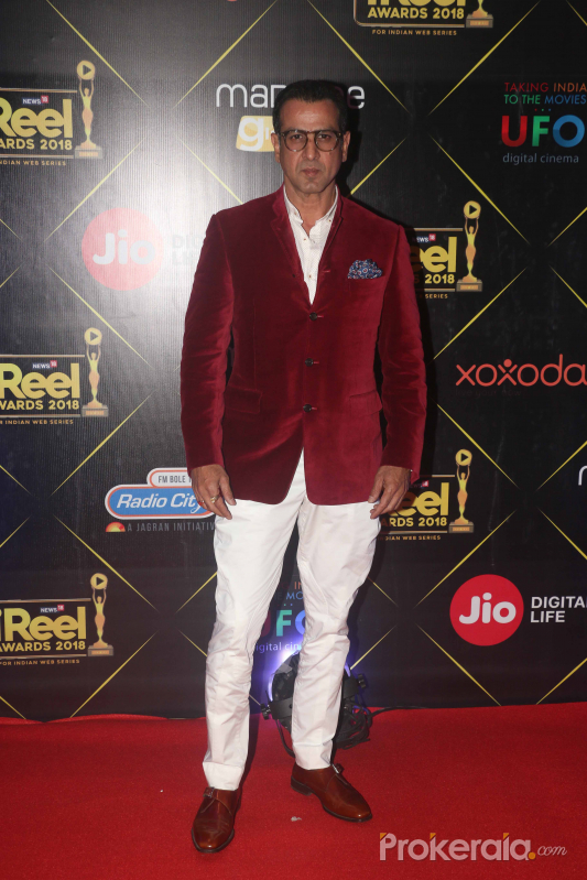 Red Carpet of 'IReel Awards'