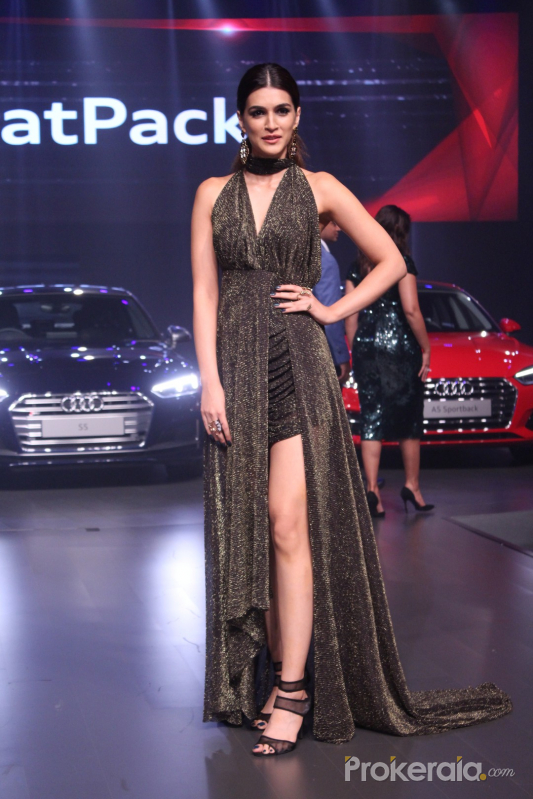 Red Carpet Of Luxury and Fashion As Hello Audi