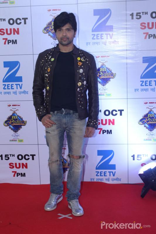 Red Carpet Of The Grand Celebration Of Zee Rishtey Awards