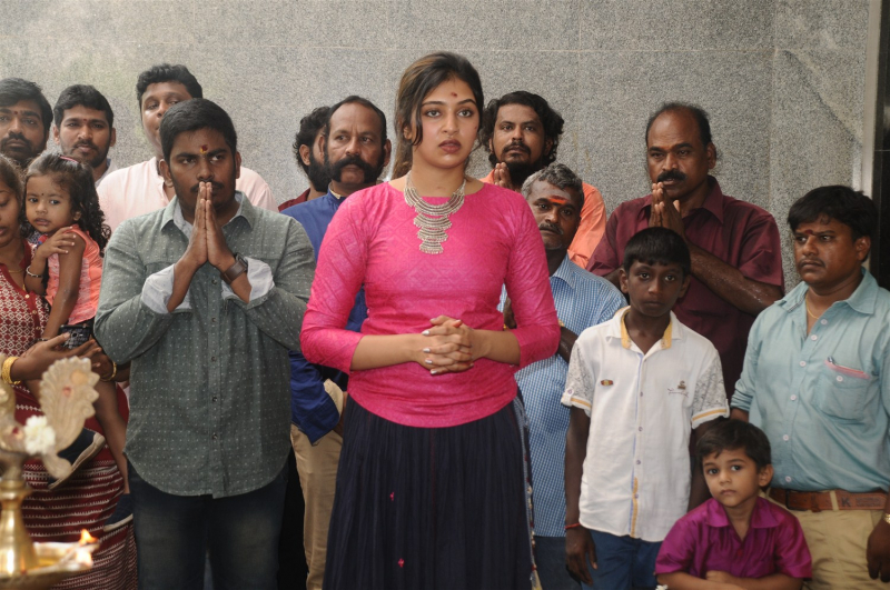 Rekka movie Pooja