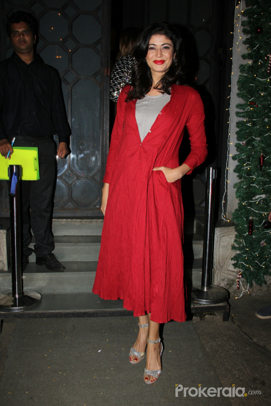 Richa Chadda's party at Korner house