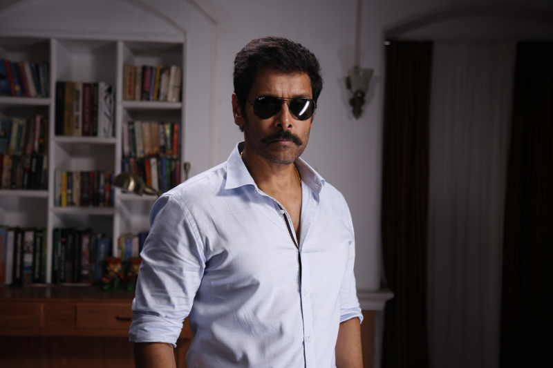 Saamy movie new still