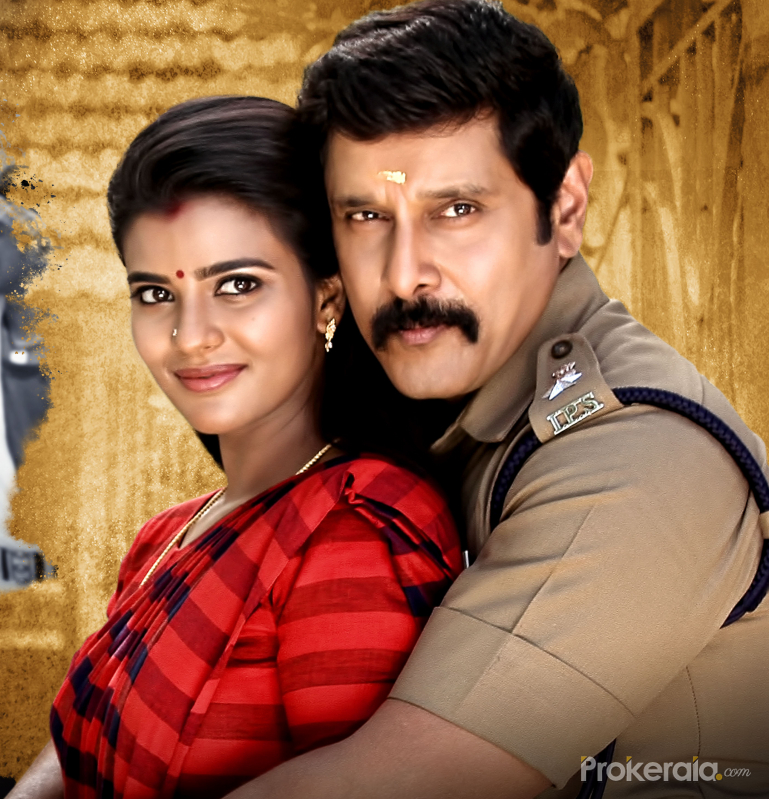 Saamy Movie Stills