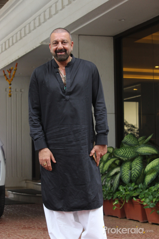 Sanjay Dutt spotted