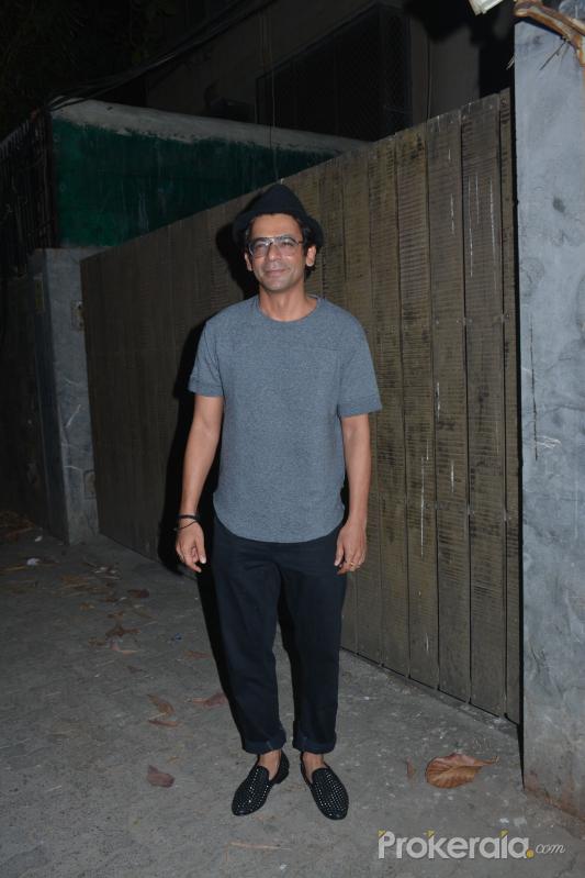 Thackeray screening