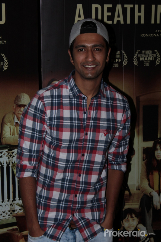 Screening Of Film A Death In Gunj