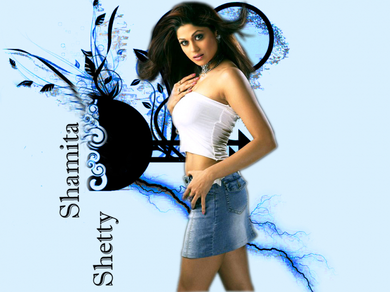 Shamita Shetty Wallpaper #10