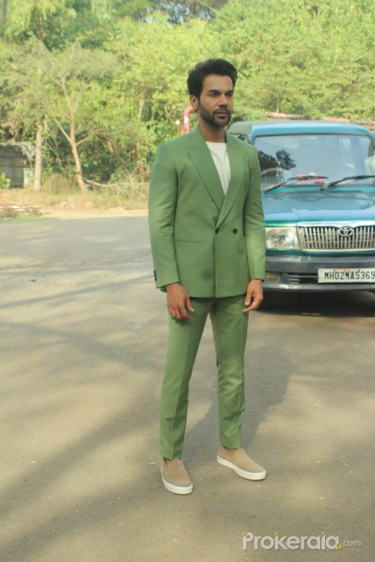 Rajkummar Rao At Indian Pro Music League At Filmcity