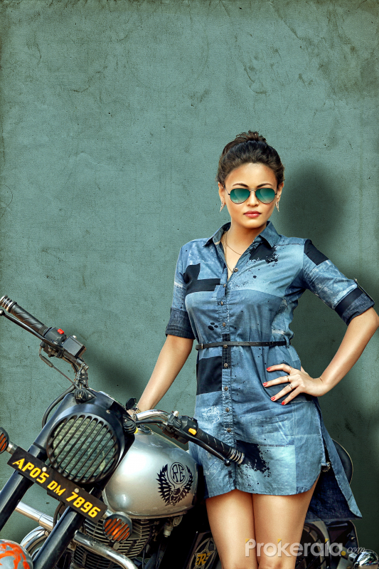 Sneha Ullal BD Poster from Team Ayushman Bhava movie