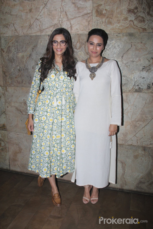 Sonam and Swara Still