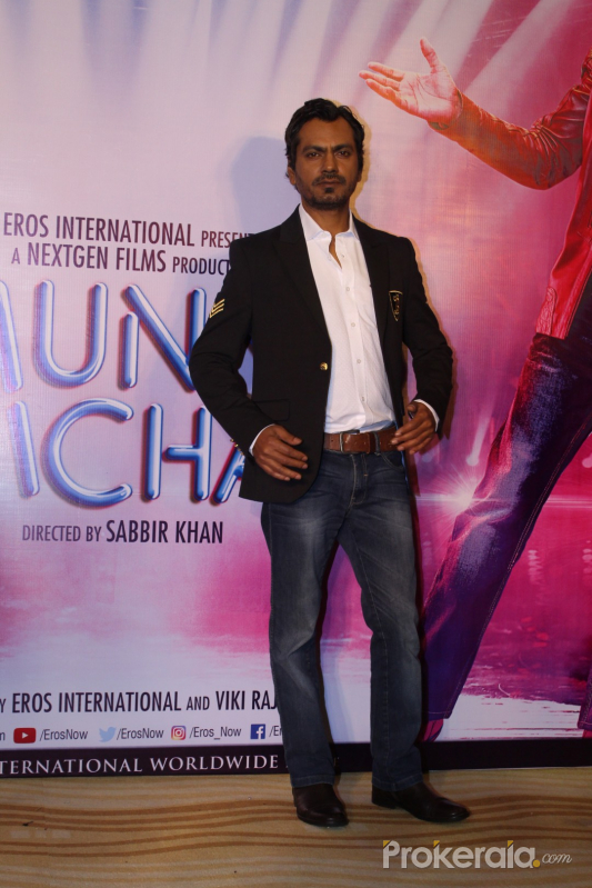 Song Launch Swag For Film Munna Michael