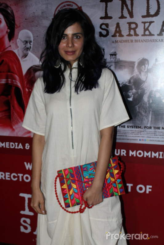 Special Screening Of Indu Sarkar To Encourage Women Empowerment