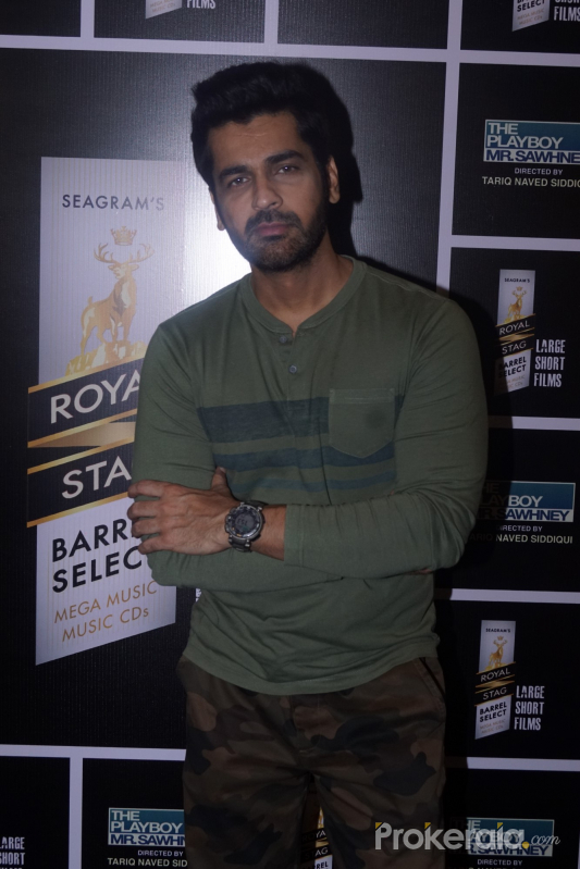 Special Screening of Royal Stag Barrel Short Film 'The Playboy Mr.Sawhney'