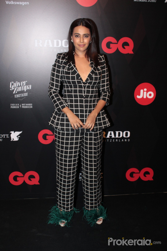 Star Studded Red Carprt For GQ Best Dressed 2017