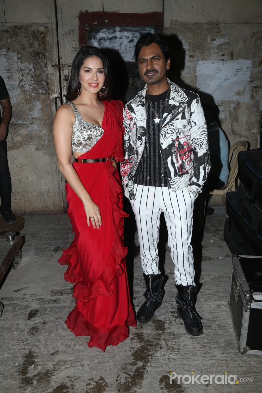 Sunny leon AND Nawazuddin Siddiqui new photo