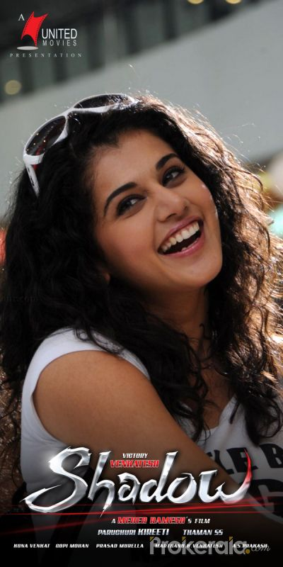Tapsee Pannu in Shadow