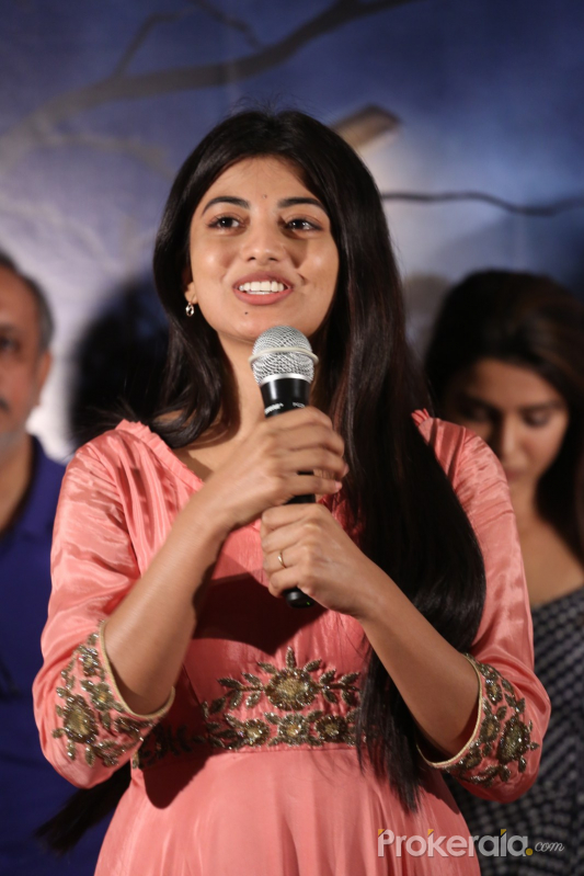 Zombie Reddy Teaser Launch Function with  Anandhi