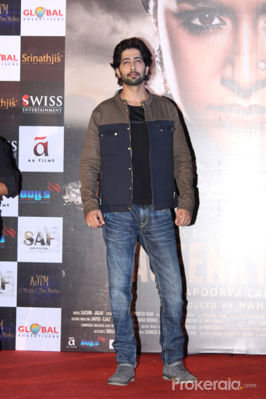 Trailer Launch Of Film Haseena Parkar