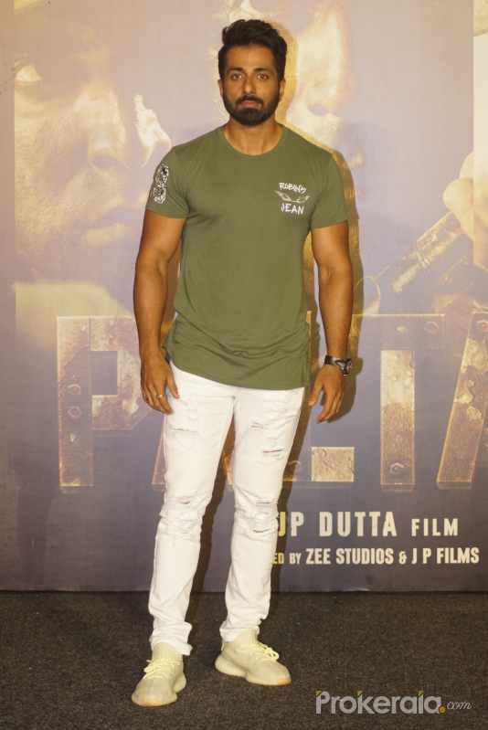 Trailer launch Of Film Paltan