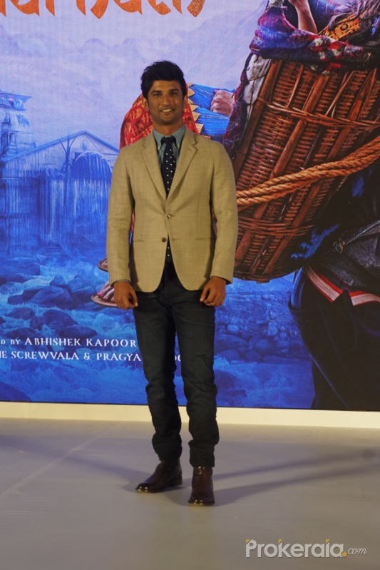 Trailer Launch Of Film Kedarnath