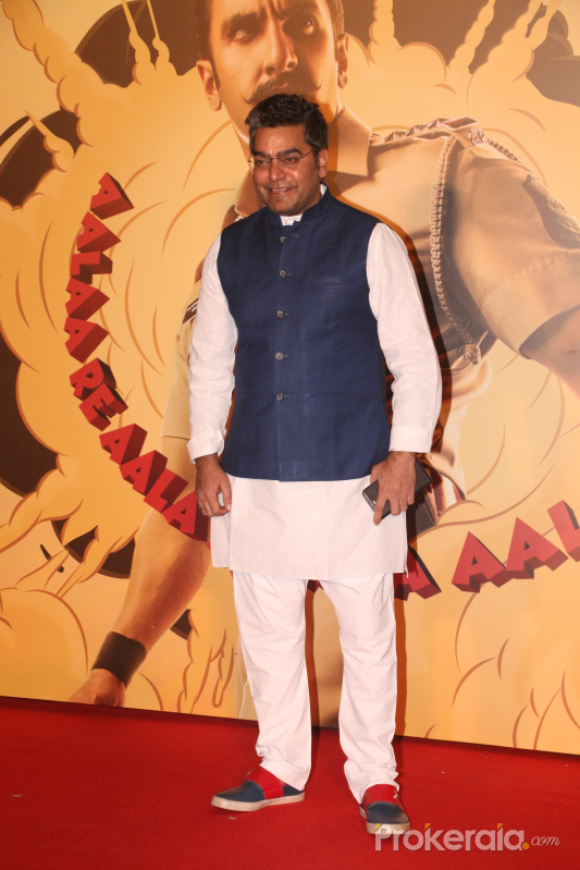 Trailer launch of film Simba