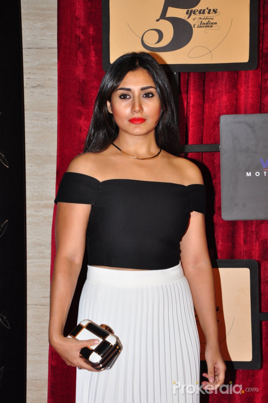 Rimi Sen at Vicom 18 Motion anniversary