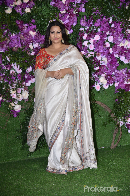 Vidya balan at Ambani wedding