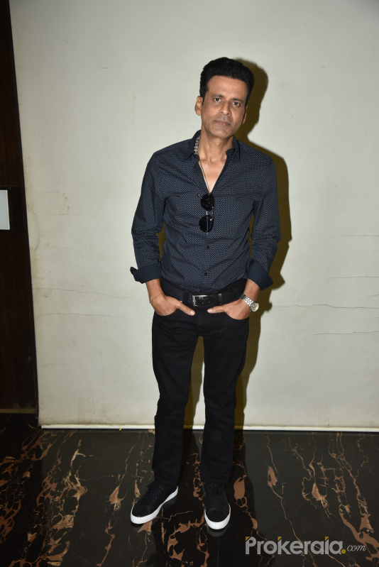 Manoj Bajpayee At The Launch Of Ghazal Album 'Ghaliban