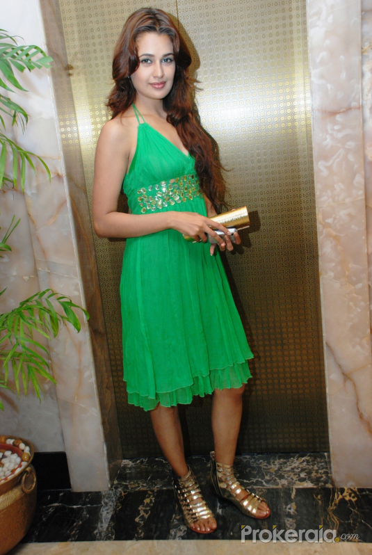 Yuvika Chaudhary  at the  Launch of Swing's Music Label held at Sea Princess, Juhu on 04th Sep, 2010