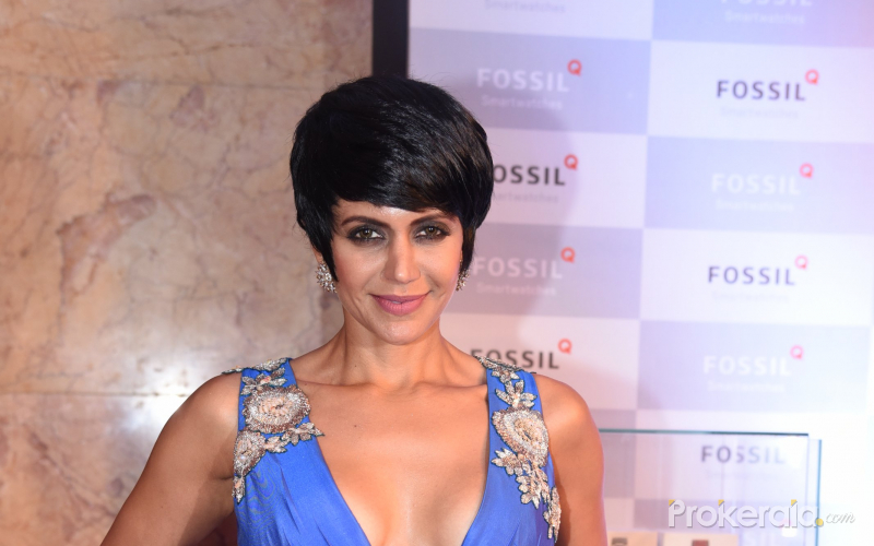 Mandira Bedi poses like a