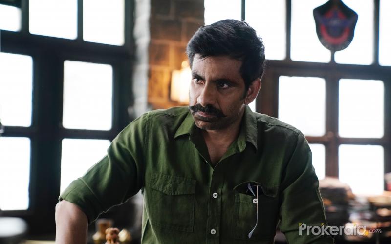 Ravi Teja starrer Krack trailer is out