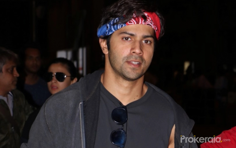 Varun Dhawan breaks down