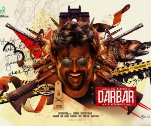 Rajinikanth's Darbar unveiled today by superstars: Kamal Haasan, Salman Khan, Mohanlal, & Mahesh Babu
