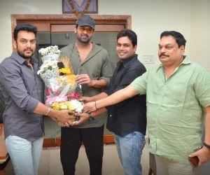 Telugu Movie 22 Press-release Event Photo