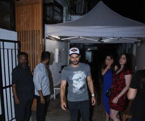 Actor Kunal Khemu spotted at bandra