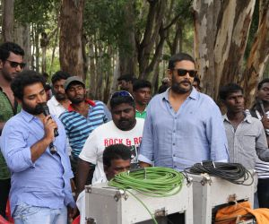 Aambala movie event photo