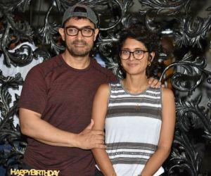 Aamir Khan birthday celebration