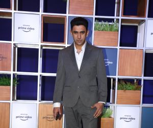 Actor Amit Sadh attended Jeff Bezos Welcome Bash.