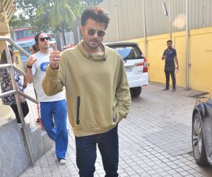Actor Anil Kapoor  at PVR juhu