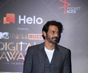 Actor Arjun Rampal at MTV - IWMBuzz Digital Awards 2019