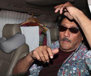 Actor Jacie Shroff at screening of Baaghi 3 at Yashraj studios