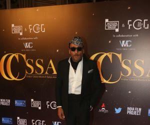 Actor Jackie Shroff in Critic's Choice Awards at Taj Santacruz.