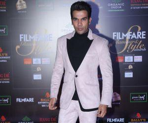 Actor Karan Johar in Filmfare Glamour And Style Awards 2019.