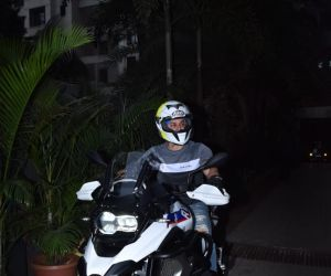 Actor Kunal Khemu Bought Himself A New BMW Bike