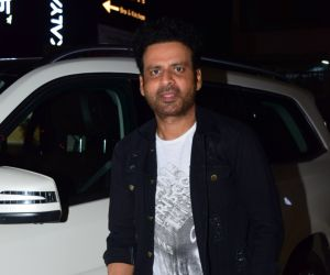 Actor Manoj Bajpai at wrapup party of film family Man 2