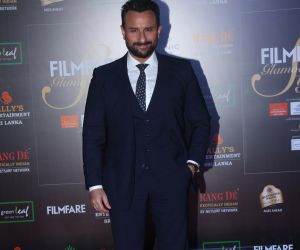 Actor Saif Ali Khan in Filmfare Glamour And Style Awards 2019.