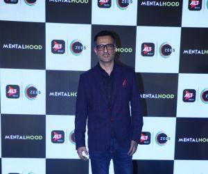 Actor Sanjay Suri at The Trailer Launch Of Web Series Mentalhood