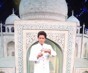 Actor Shahruk Khan on the sets of Dance plus 5