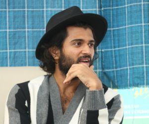 Actor Vijay Devarakonda Interview still