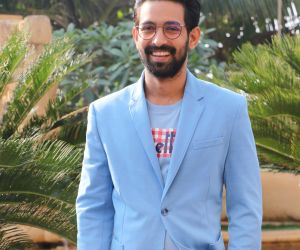Actor Vikrant Massey at promoting the film Chhapaak